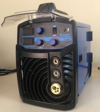 250 Ампера Инверторно Телоподаващо с Електрожен 2 в 1 Y 10