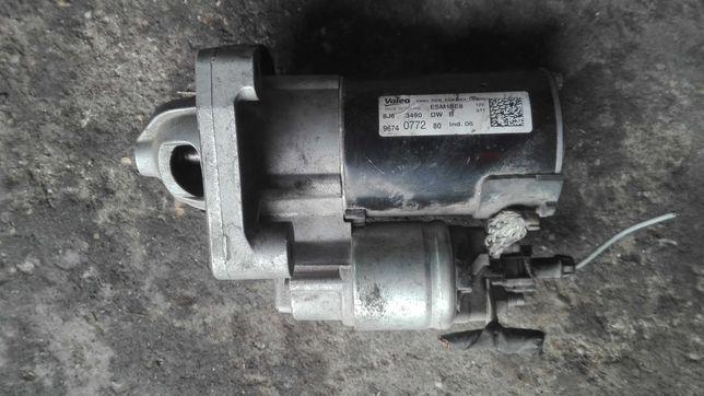 Electromotor Peugeot , Citroen 1.2 benzina cod : 9674077280