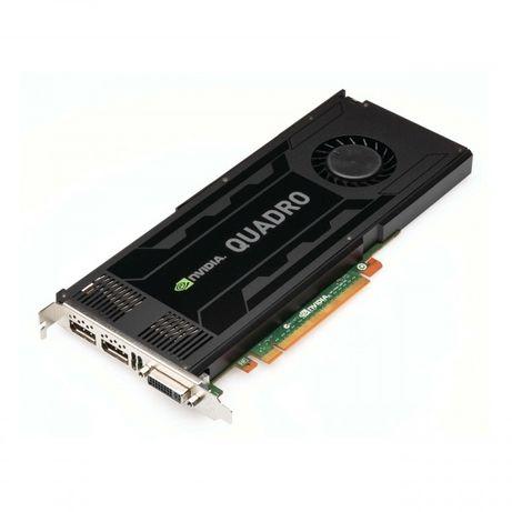 Placa graffica Nvidia Quadro k4200, 4 GB DDR5, 1344 Cores