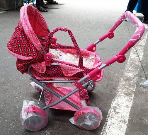 Коляска детская для куклы два положения лежачая-сидячая