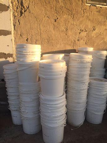 пластиковые ведра 5 л