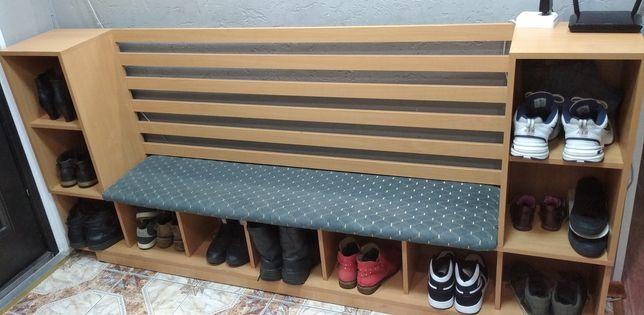 Шкаф для обуви. Обувница