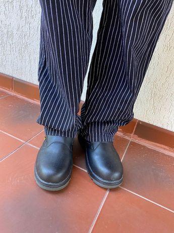 Pantofi profesionali de bucatar