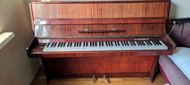 """Пианино """"Юность"""" в хорошем состоянии"""