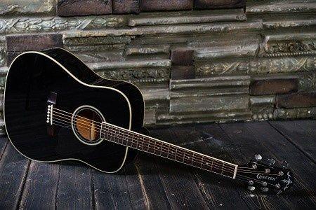 crafter md 58 bk корейская гитара