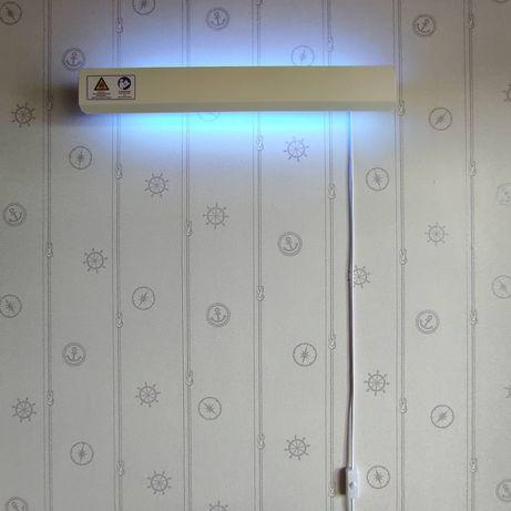 Кварцевый Облучатель- рециркулятор бактерицидная лампа закрытого типа
