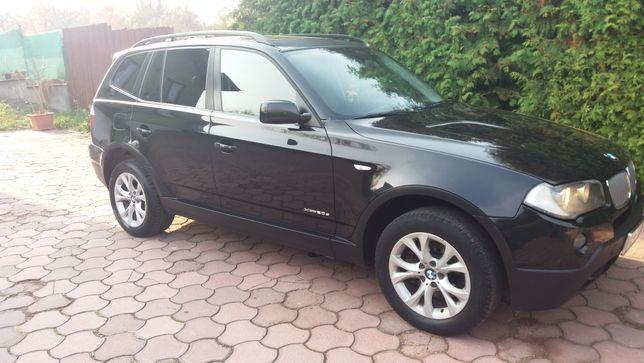 Vând BMW x3 4x4 An 2oo8