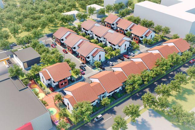 Complex Rezidential Duplex P+1+M Bucurestii Noi Baneasa