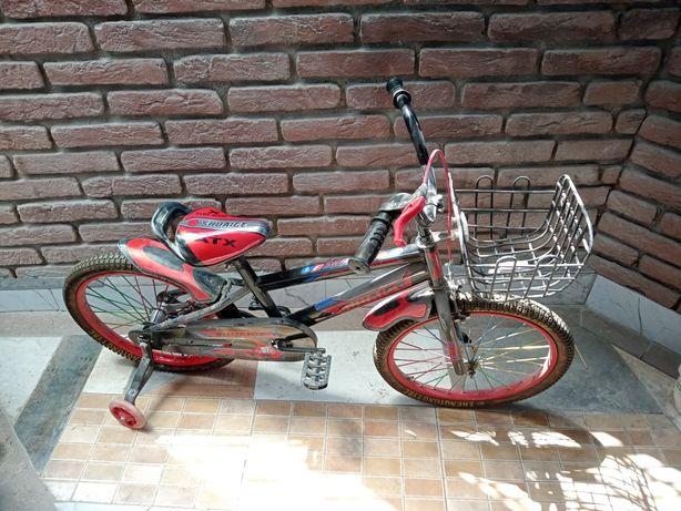 Велосипед  подростковый 5-8лет