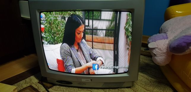 Televizor color cu tub