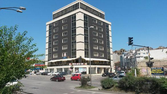 Офиси и магазини в близост до пристанище Варна