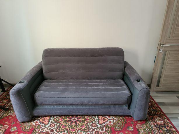 Надувной диван матрас
