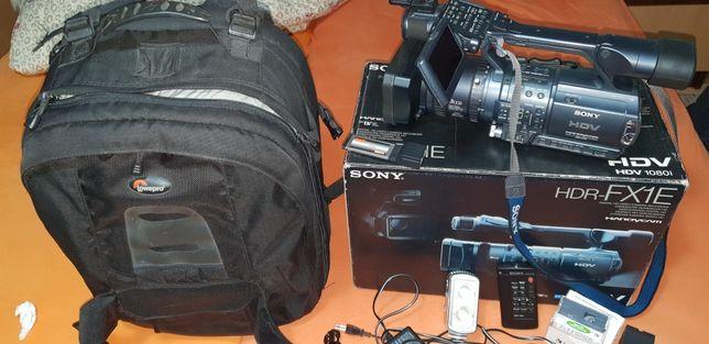 Cameră video SONY HDV fx1E