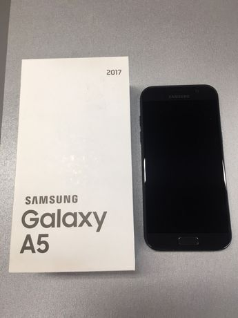 Продам Samsung Galaxy A5 2017 Black 2-Sim 4G