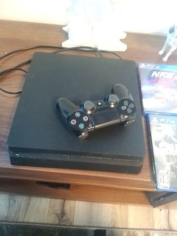 PS4 slim 500g cu jocuri