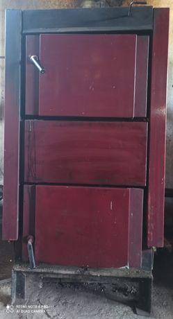 Vând centrala termică ATMOS pe lemne