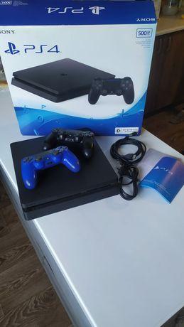 PS4(Playstation 4)Slim.В отличном состоянии