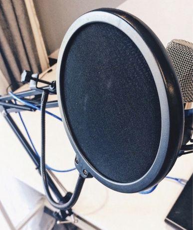 Продам набор для домашний Студио звукозаписи, в комплект входит: микро