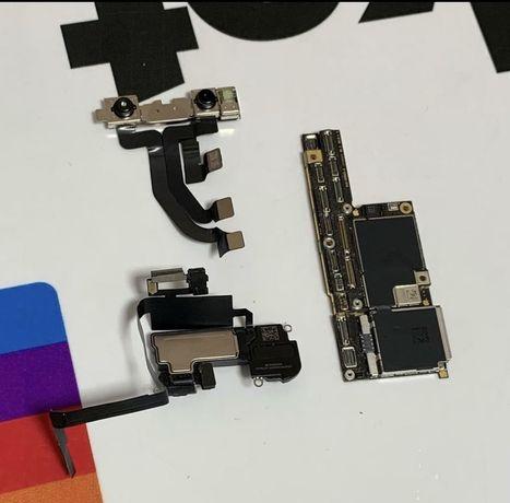Placa de baza iphone x 64 gb Orice retea Cu face id Garantie Fan curie