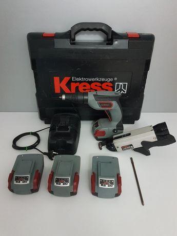 Kress ATBS 180 Mașina de insurubat negrese Gips Carton 3.0AH Li-Ion