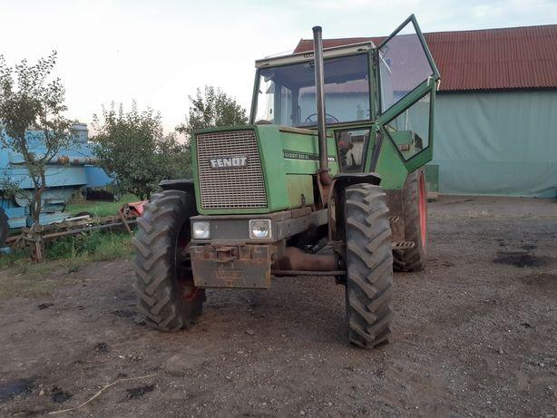 Vand tractor fendt