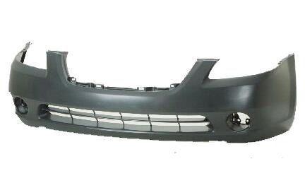 Передний бампер на Nissan Altima 02-04