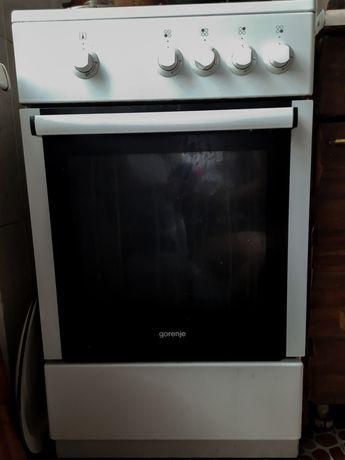 Духовой шкаф Gorenje + газовая плита