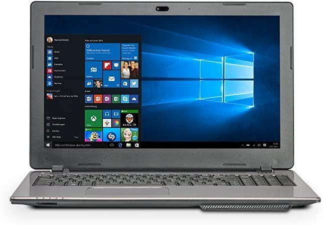 """Laptop Medion Dual Core 4GB 1TB HDD 15.6"""" Scoala Online webcam HD"""