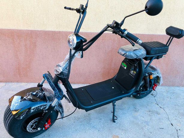 Noul Scooter electric Harley - FARA PERMIS - Model 2021