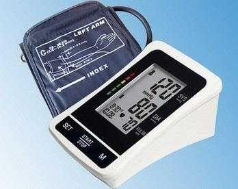 Дигитален Апарат за измерване на кръвно налягане Unimark BP 1207