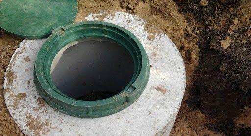 Установка Септика Прокладка труб Подключения Водопровода, Канализации