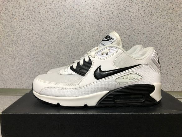 ОРИГИНАЛНИ *** Nike Air Max 90 Essential / White & Black