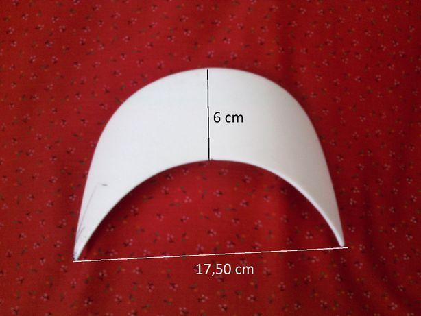 accesorii pt confectionat sepci (cozoroc; reglator plastic)