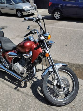 Motocicleta Kymco Zing