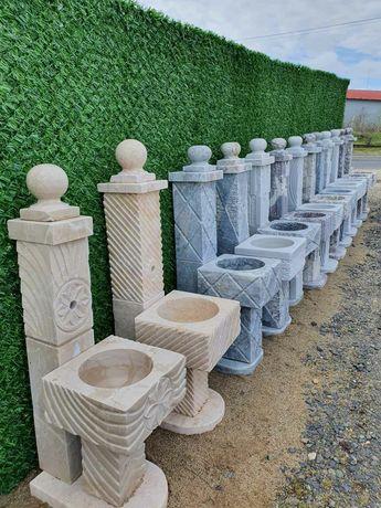 Мраморни чешми за градина или вила.