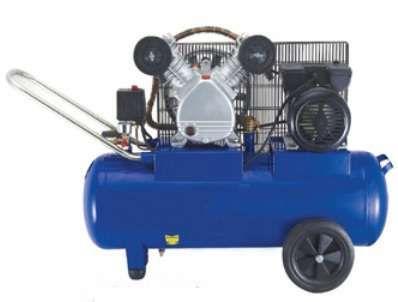 Компресор за Въздух 300 Литра Професионален, Дебит 600 литра / мин
