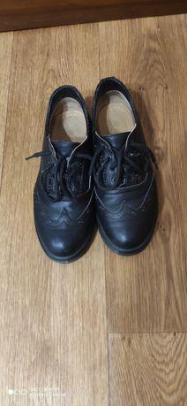 Туфли кожаные, р.36
