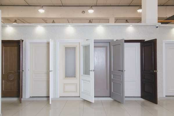 Межкомнатные двери. Массив, экопшон, шпонированные  со склада в Алматы