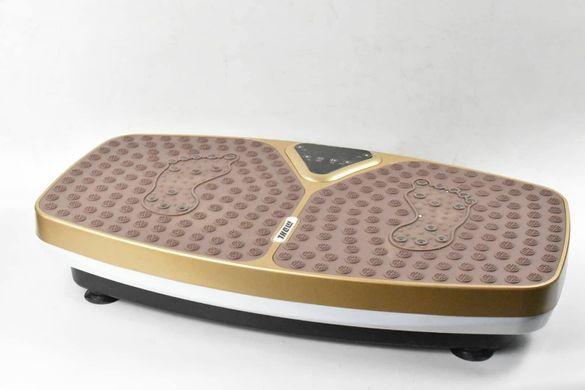 Машина за упражнения за фитнес платформа с вибрационна пластина