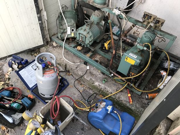 Reparatii frigidere frigotehnie