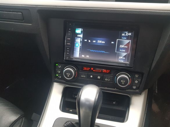 Навигация бмв е90 е91 е92 е93 touchscreen pioneer Bluetooth sd bmw e90