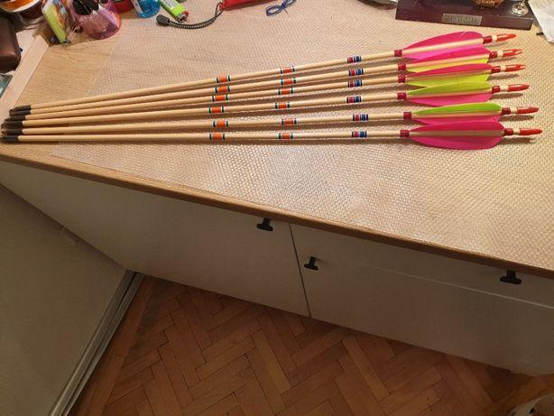 Sageti de pin pentru tir cu arc traditional - A