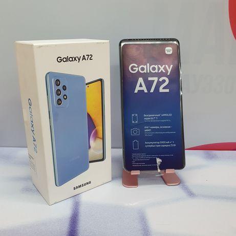 Телефон - Samsung A72 на 128 гб в идеальном состоянии Магазин Макс