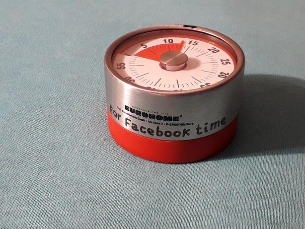 Clepsidra timpului pe facebook