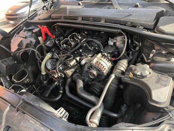 Двигател BMW Е90 320D 177кс. на части