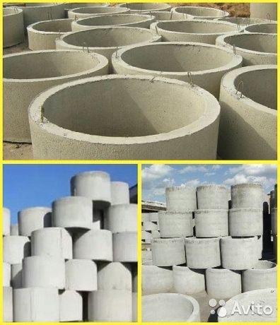 Бетонные кольца для септика жби железо бетонные изделия крышка днишя
