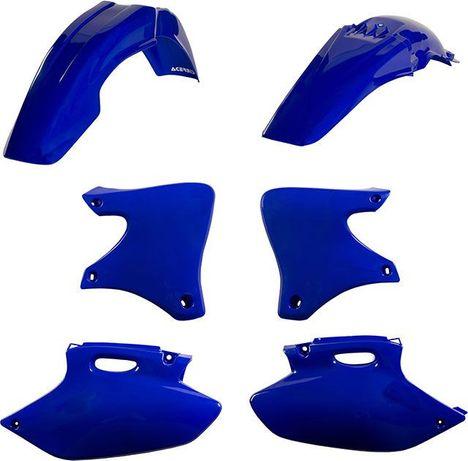 Шок цена! acerbis кит пластмаси yamaha wr/yz400f 98-99 син мото мотор