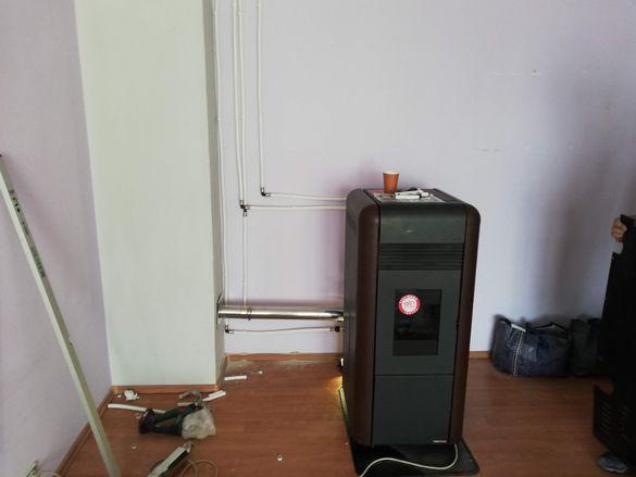 Парно, монтаж и ремонт на Вик и отоплителни инсталации. Парно и Вик