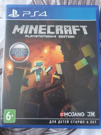 Psp4 игра майнкрафт Minecraft