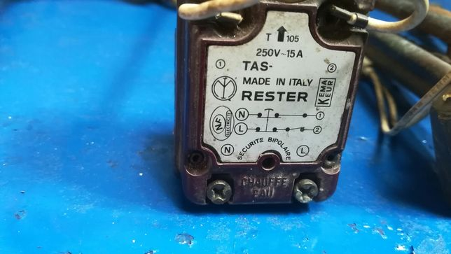 Rezistenta incalzire apa masina Zanussi,fierbator,termostat,rezistenta